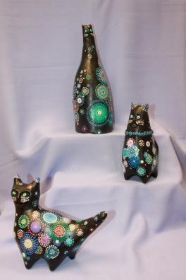 Волшебные кошки