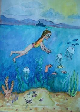 К морским глубинам