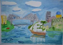 Владивосток- Город у моря
