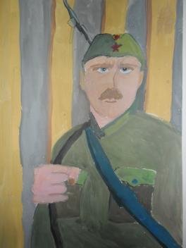 """""""Русский солдат"""""""