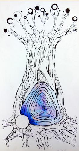 Серия: «Удивительные деревья»