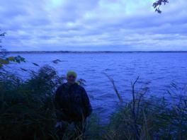 Озеро Горькое. Село Новоегорьевское.